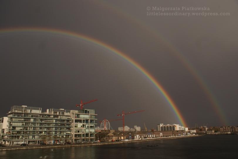 Double Rainbow all the way! wooohooo!