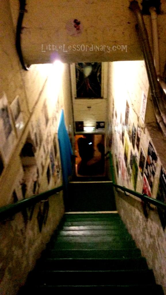 The Back Loft art gallery, St. Augustine st,, D8